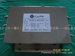 伺服控制器专用电源滤波器
