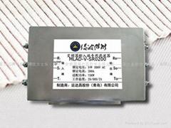 變頻器輸入端專用低通EMI濾波器