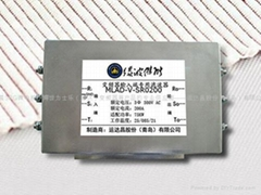 變頻器輸入端用低通EMI濾波器