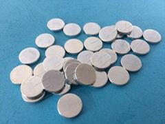 圓柱形釹鐵硼強磁鐵