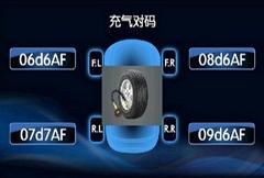 Car DVD TPMS Sensor GPS TPMS Tool Kit