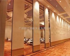 酒店会议室活动屏风隔断