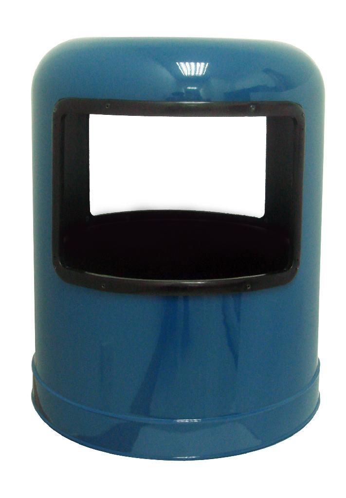 户外防火塑胶垃圾箱 3