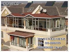北京德高瓦陽光房