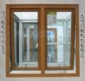 实德塑钢门窗 80推拉窗(厂家直销) 2