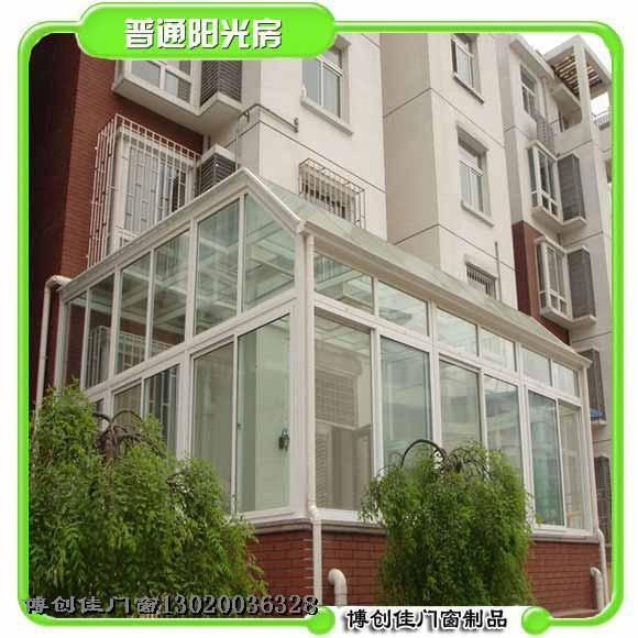 玻璃陽光房,專業製作各種玻璃陽光房 1