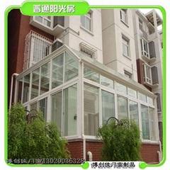 玻璃陽光房,專業製作各種玻璃陽光房