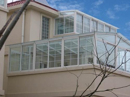 玻璃陽光房,專業製作各種玻璃陽光房 3