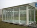 玻璃陽光房,專業製作各種玻璃陽光房 4