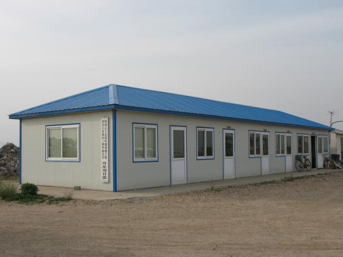 彩鋼房,專業製作各類彩鋼房 3