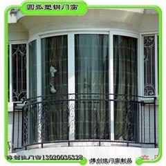 圓弧門窗,圓弧陽台(專業製作)