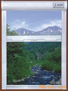 隱形紗窗,折疊紗窗,推拉紗窗(廠家直銷) 3