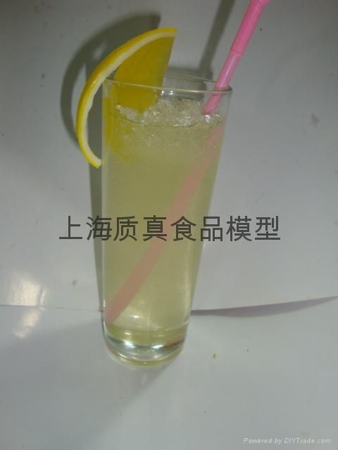 仿真鸡尾酒食模型 3