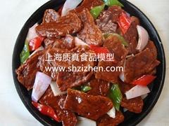 上海食品模型廠家定製