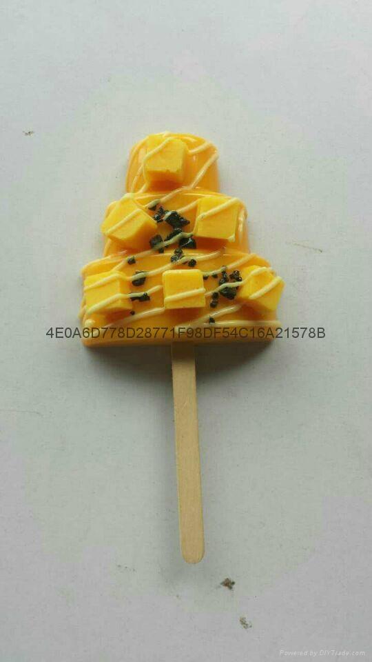 新品 仿真食品模型冰淇淋模型  5
