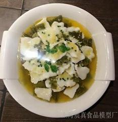 上海食品模型厂家定制