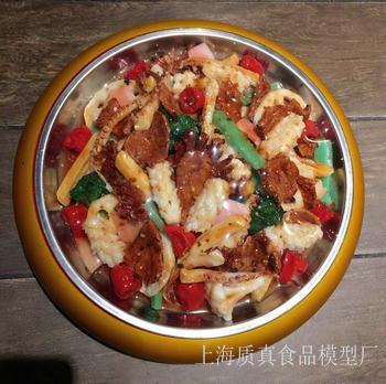 上海食品模型厂家定制 5