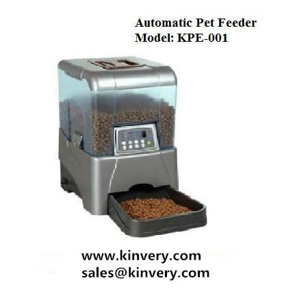 Automatic Pet Meal Feeder 1