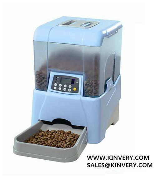 Automatic Pet Meal Feeder 2