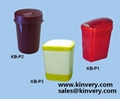 Automatic Inductive Plastic Trash Can