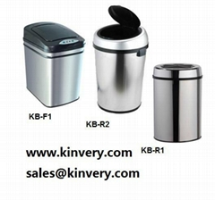 Automatic Sensor Stainless Trash Can
