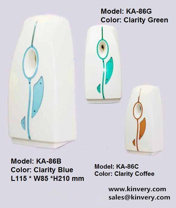 Automatic Aerosol Fragrance Dispenser 1