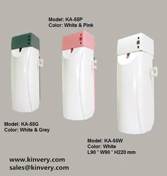 Automatic Aerosol Fragrance Dispenser 5