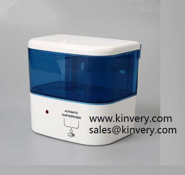 Automatic Sensor Liquid Soap Dispenser 1