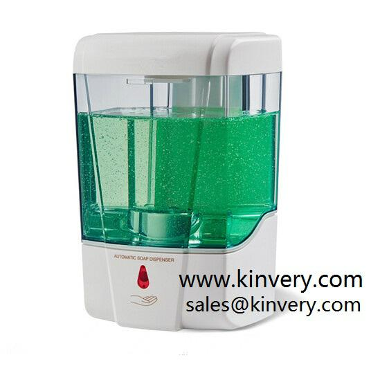 Automatic Sensor Liquid Soap Dispenser 3