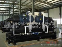 龍岩冷水機低溫鹽水冷水機組