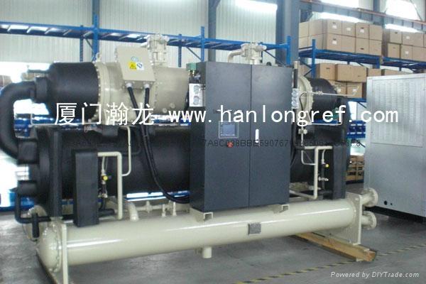 福州螺杆式低温冷水机 1