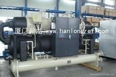 福州螺杆式低温冷水机