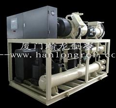 复叠低温冷冻机 -60℃复叠低温制冷机组