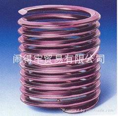 鎖緊型FILTEC螺紋護套。