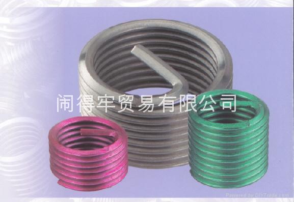 鎖緊型FILTEC螺紋護套。 2