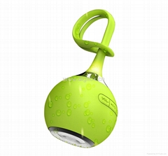 Waterproof Bluetooth Speaker for iPhone, iPad