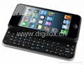 Ultra-Thin Slide-Out Bluetooth Keyboard for iPhone5