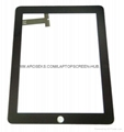 Ipad 1 touch glass