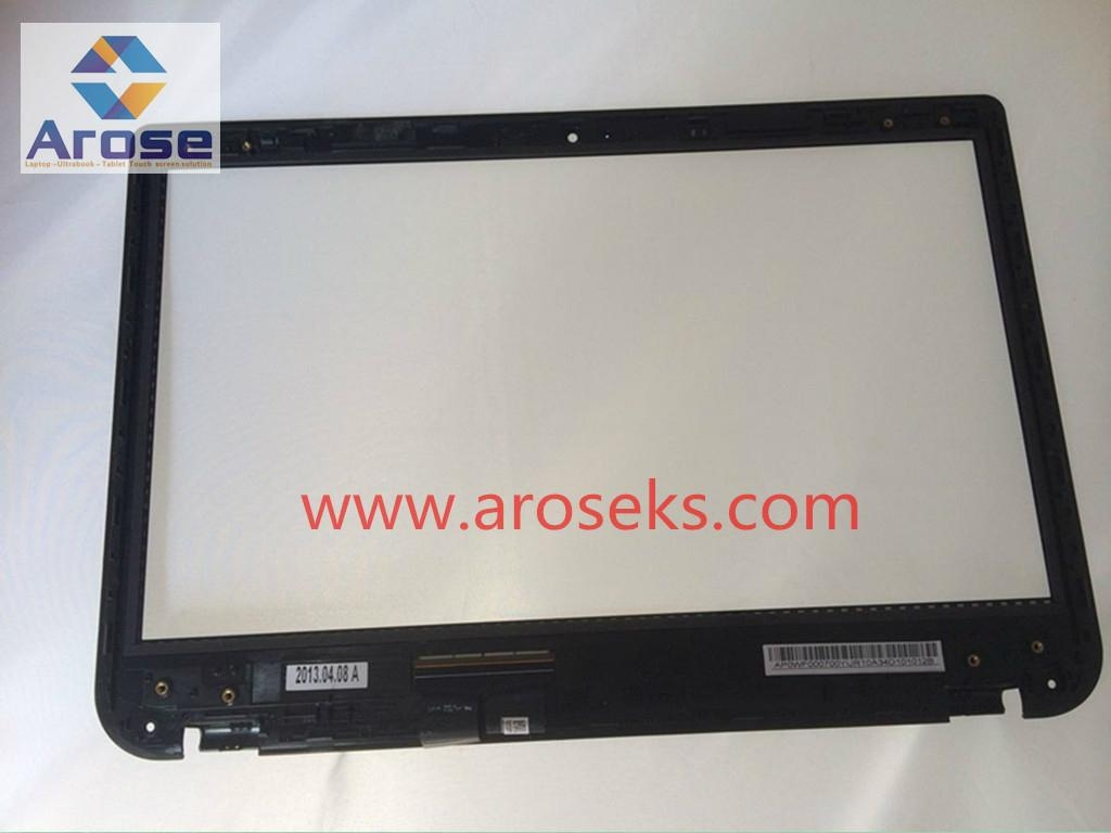 TOSHIBA Satellit U40T TOUCH Digitizer with frame(1310 F2D) 1