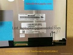 Lenovo Yoga710-15 UHD LQ156D1JX06-E LCD Touchscreen P/N 5D10L13036