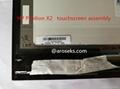 HP Pavilion X2  B101EAN01.8  H/W:0A touchscreen assembly
