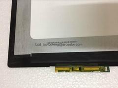 N156HCA-EBA Rev.C1  DP/N 052KF6  Touchscreen assembly for  Dell 7000 15-7560