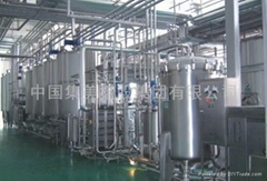 飲料生產線
