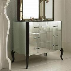 mirror chest