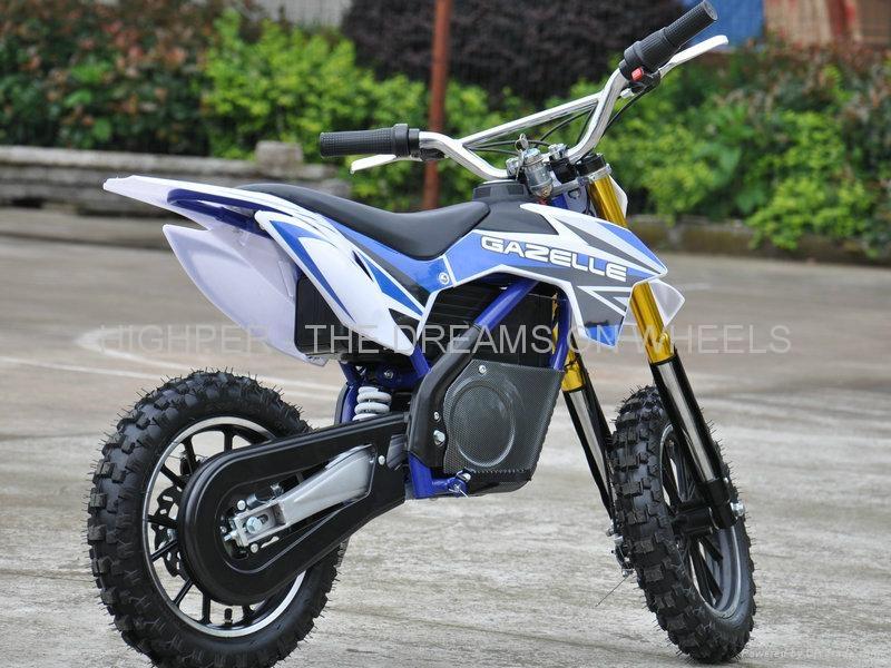 500w Electric Dirt Bike Hp110e C Highper China