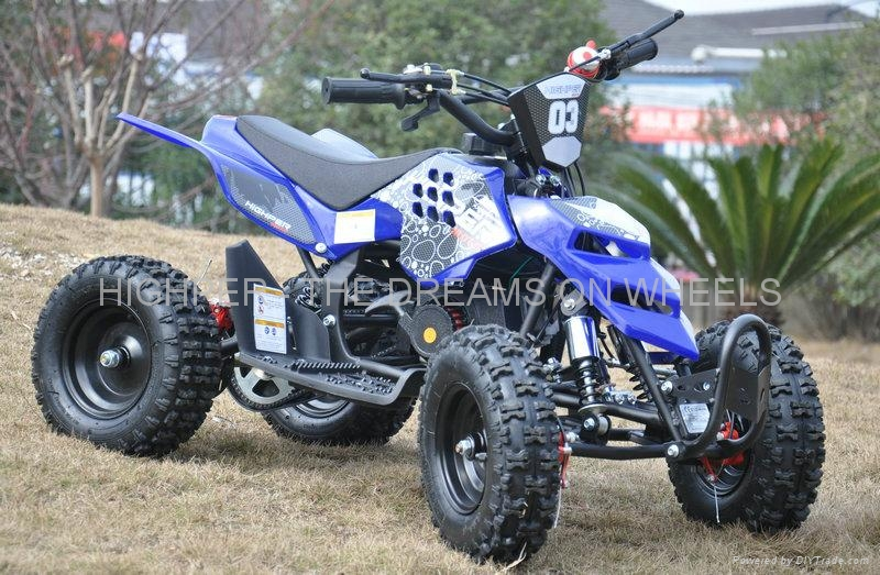 49cc 4 Wheeler, Four Wheeler (ATV-10B) - China - Manufacturer - ATV &