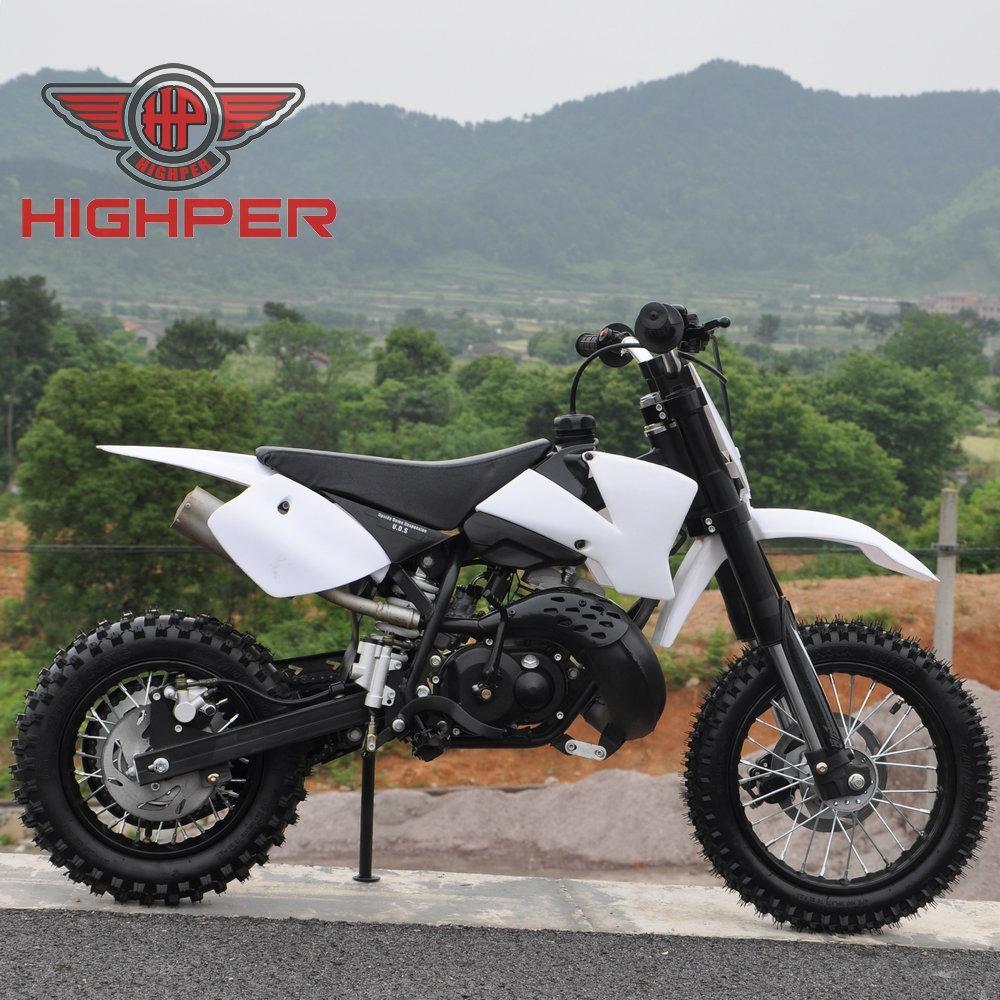 9 0hp Dirt Bike 50cc 2 Stroke 12 10 Db501b China Manufacturer