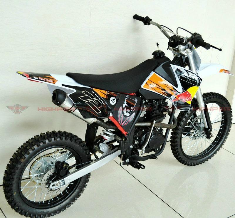dirt bike 150cc 200cc 250cc 19 16 db609 china manufacturer. Black Bedroom Furniture Sets. Home Design Ideas