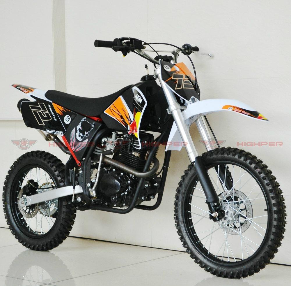 dirt bike 150cc 200cc 250cc 19 16 db609 highper china manufacturer motorcycle. Black Bedroom Furniture Sets. Home Design Ideas