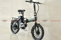 Electric Folding Bike EF02(S16)